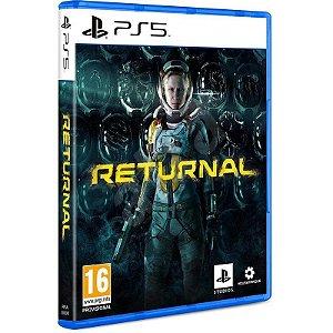 JOGO PS5 RETURNAL - PLAYSTATION 5