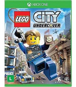 JOGO XBOX ONE LEGO CITY UNDERCOVER