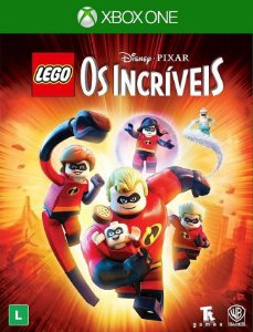 JOGO XBOX ONE LEGO OS INCRIVEIS