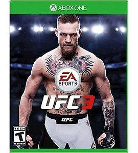 JOGO XBOX ONE - UFC 3