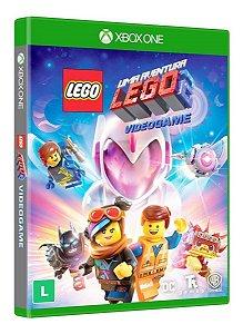 JOGO XBOX ONE LEGO UMA AVENTURA LEGO 2