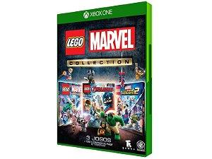 JOGO XBOX ONE LEGO MARVEL COLLECTION