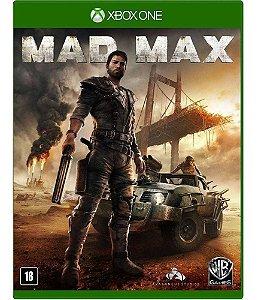 JOGO XBOX ONE MAD MAX