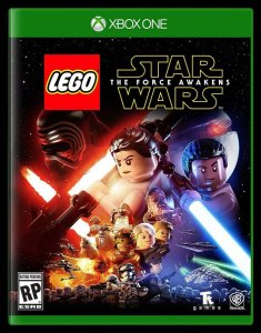 JOGO XBOX ONE LEGO STAR WARS O DESPERTAR DA FORCA