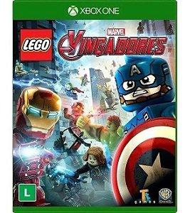 JOGO XBOX ONE LEGO MARVEL VINGADORES