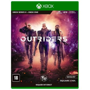 XBOX ONE OUTRIDERS - XBOX