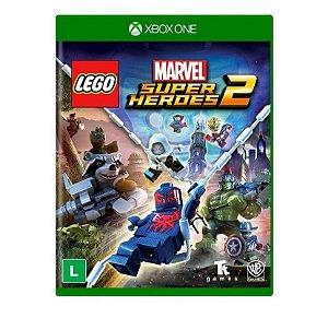 JOGO XBOX ONE LEGO MARVEL SUPER HEROES 2