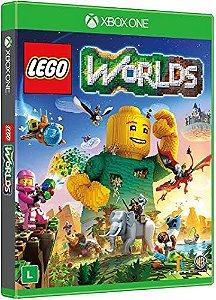 JOGO XBOX ONE LEGO WORLDS