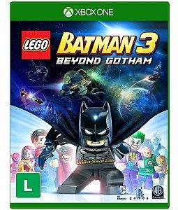 XBOX ONE LEGO BATMAN 3