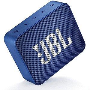 JBL CAIXA DE SOM GO 2 AZUL