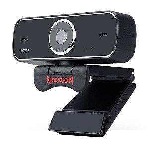REDRAGON WEBCAM STREAMING FOBOS HD 720P GW600
