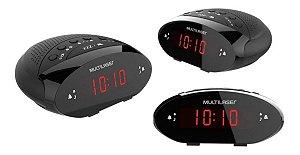 MULTILASER RADIO RELOGIO SP352