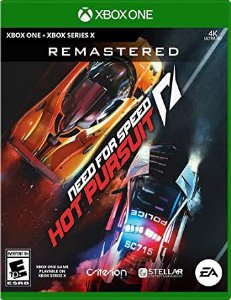 JOGO XBOX ONE NEED FOR SPEED HOT PURSUIT REMASTERED