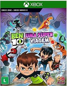 XBOX ONE BEN 10 UMA SUPER VIAGEM