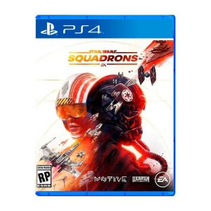 JOGO PS4 STAR WARS SQUADRONS