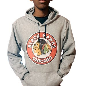 MOLETOM - CHICAGO BLACKHAWKS