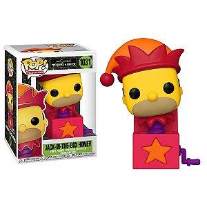 Funko Pop! Os Simpsons - Homer Na Caixa - Original - 50145