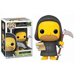 Funko Pop! Os Simpsons - Homer Grim Reaper - Original