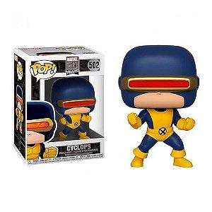 Funko Pop! Marvel Edição Especial 80 Anos Cyclops