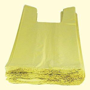 Sacola plástica 48x58cm reciclada premium - 5Kg Fdo