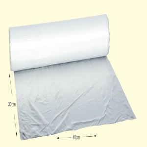 Bobina plástica Folha frios 30x40cm c/1000