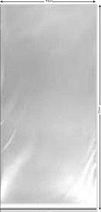 Saco PP cristal 14x30x0,05 c/1000