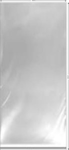 Saco PP cristal 18x40x0,05 c/1000