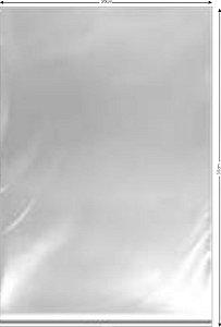 Saco PP cristal 20x30x0,05 c/1000