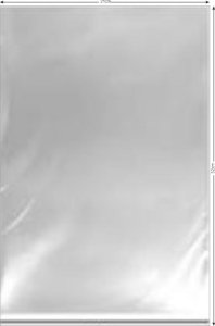 Saco PP cristal 21x32x0,05 c/1000