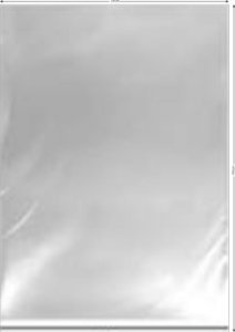 Saco PP cristal 28x40x0,05 c/1000
