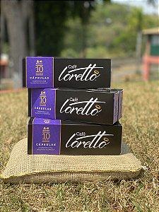 Cápsula Loretto Gourmet