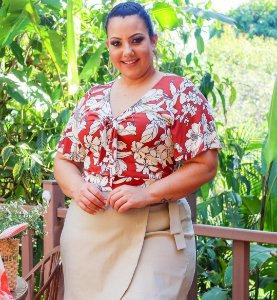 Cropped Fernanda Plus Size