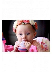 Alimentador Infantil- Pink