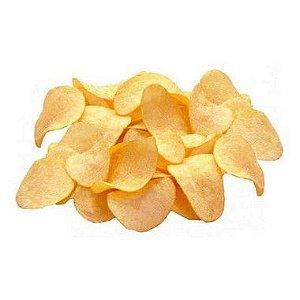 Chips de Mandioca C/ Sal - Rei das Castanhas