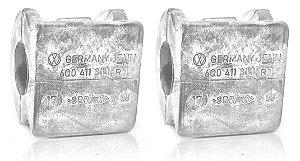 Par Bucha Barra Estabiliza Fox/gol/voy G5/g6 17mm 6q0411314q