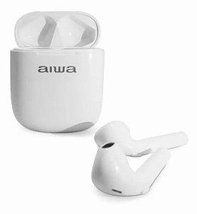 fone de ouvido bluetooth -  Aiwa AW-TWSD1  - Branco