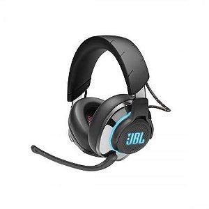 fone de ouvido bluetooth -  Gamer JBL Quantum 800  - Preto