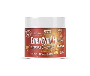 Vitamina C + Zinco Energym 30 Doses 90g  - Dna Alimentos