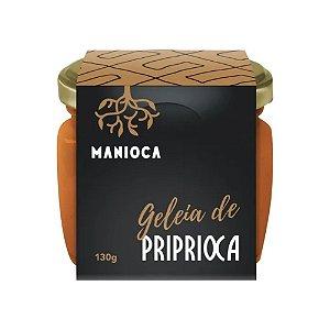 Geleia De Priprioca 130g 100% Natural - Manioca