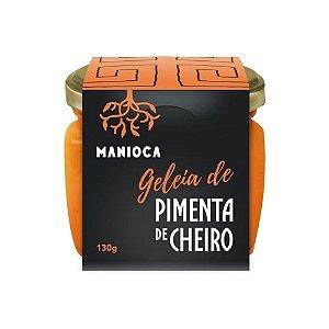 Geleia De Pimenta De Cheiro 130g 100% Natural - Manioca