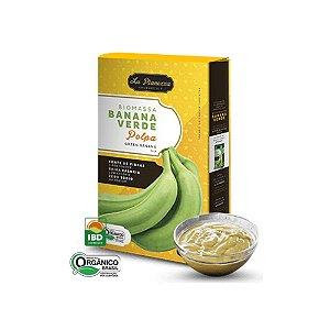 Biomassa Banana Verde Orgânica Polpa 250g - La Pianezza