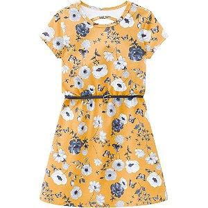 Vestido Infantil Kyly Cotton