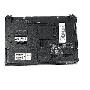 Carcaça de Baixo para Notebook Compaq 510