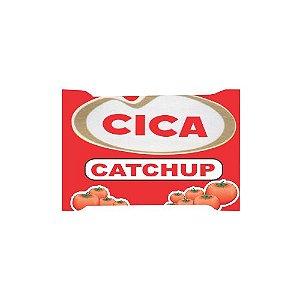 MINIATURA PACOTINHO CATCHUP CICA C/10