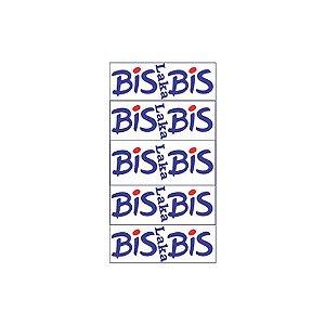 CHOCOLATE BIS BRANCO C/5