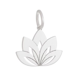 Pingente Flor de lotus