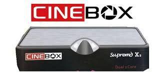 Rceptor Cinebox Supremo X2