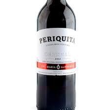 Vinho Português Tinto Garrafa 750ml - Periquita