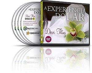 Kit DVD - A Experiência do Lar