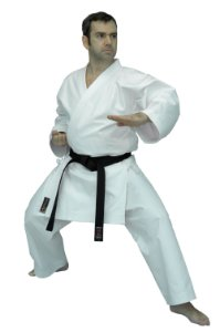 Kimono Middleweight  ADULTO - WKF APPROVED (Faixa Branca Inclusa)